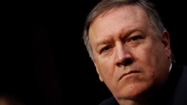 Senado dos EUA confirma Pompeo como secretário de Estado