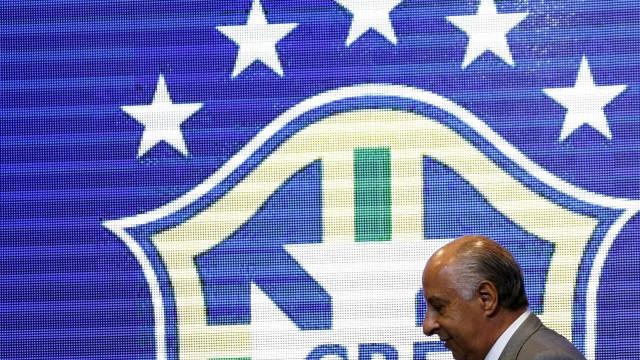 Banido pela Fifa, Del Nero mantém poder na CBF com sucessor