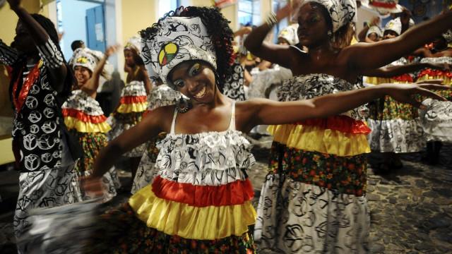 Olodum começa as comemorações dos 40 anos com show no Pelourinho