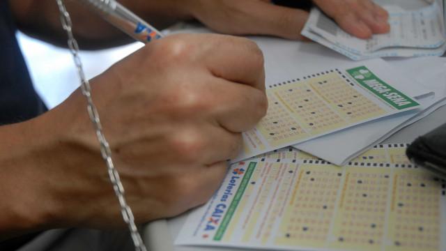 Concurso da Mega-Sena pode pagar R$ 40 milhões nesta quarta