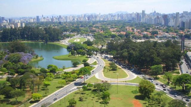 Homens armados invadem Parque do Ibirapuera e provocam tiroteio