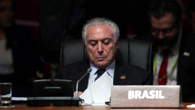 Quem investir no Brasil ganhará, diz Temer