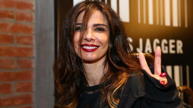 Solteira, Lu Gimenez posta música: 'Vida é curta pra chorar por ex'