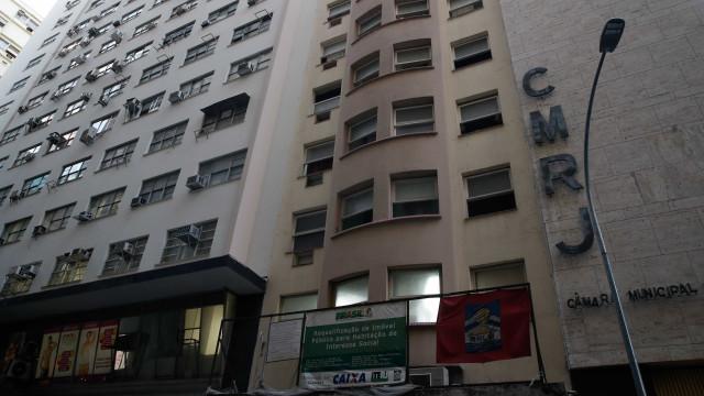Reforma em prédio do INSS no Rio é exemplo de ocupação regularizada