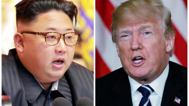 Trump anuncia encontro com Kim Jong-un para 12 de junho em Singapura