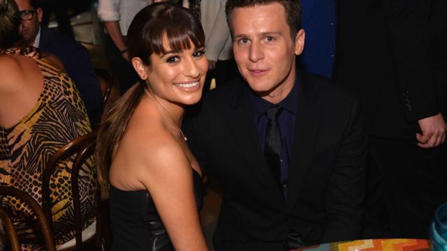 Noiva, Lea Michele convida ex-estrela do 'Glee' para ser seu padrinho