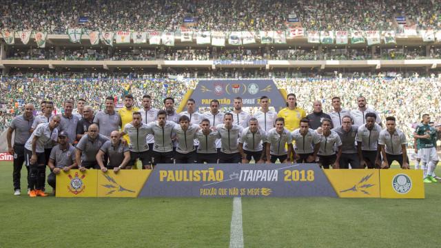 Corinthians vence o Palmeiras e é o campeão paulista de 2018
