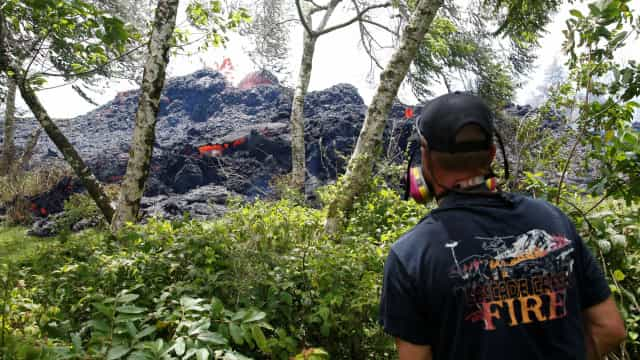 Vídeo mostra devastação causada pelo vulcão Kilauea no Havaí; veja