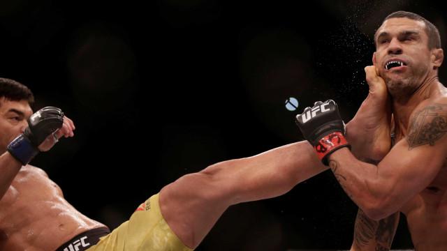 Lyoto repete Anderson Silva e nocauteia Belfort com chute no queixo