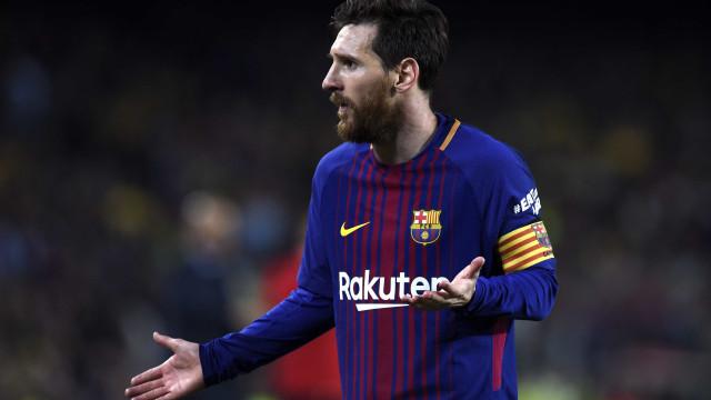'Ver Neymar no Real Madrid seria terrível', afirma Messi