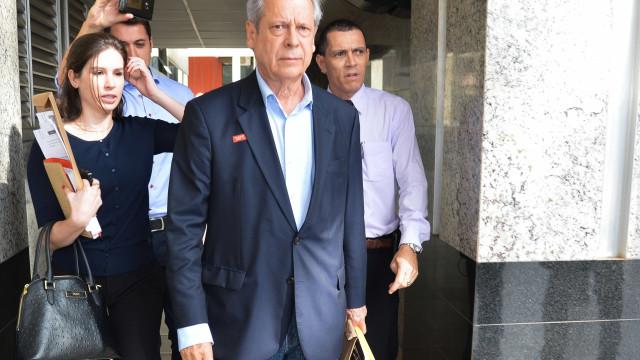 Justiça nega pedido de desbloqueio de bens de Dirceu