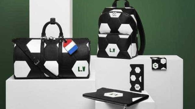 Louis Vuitton lança coleção para Copa e Casamento Real