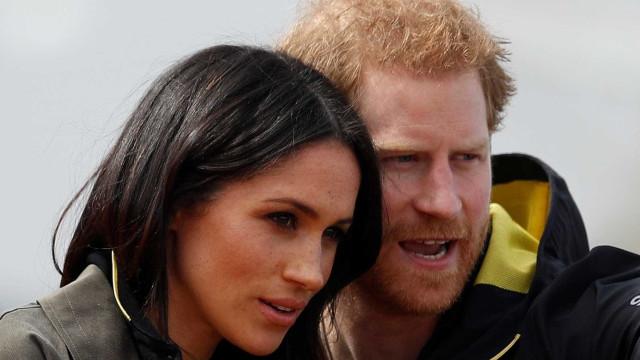 Casamento de Harry e Meghan inspira 'souvenirs' estranhos