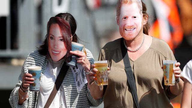 Casamento de  Harry e Meghan gera memes na internet