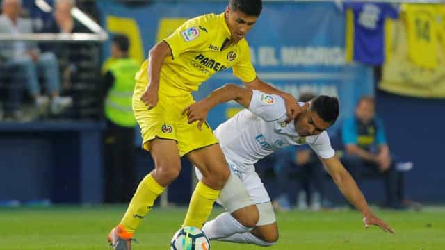 Casemiro comemora marca de 150 jogos pelo Rea Madrid