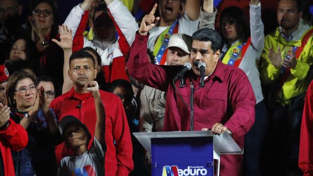 Em meio a polêmicas, Maduro é reeleito presidente da Venezuela