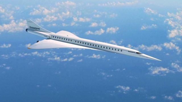 Depois dos japoneses, chineses investem em novo avião supersônico