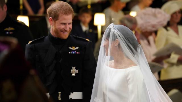 Harry e Megan vão ao primeiro compromisso como duque e duquesa