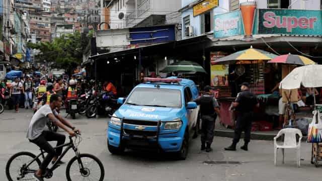 Houve redução de roubo de veículos e latrocínios, diz General Nunes