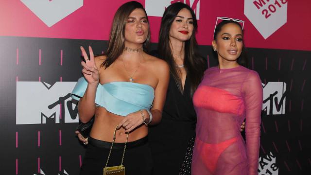 Fotos: Veja os famosos que fizeram a festa no MTV Miaw 2018