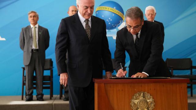 Novo ministro da Secretaria-Geral já pediu renúncia de Temer