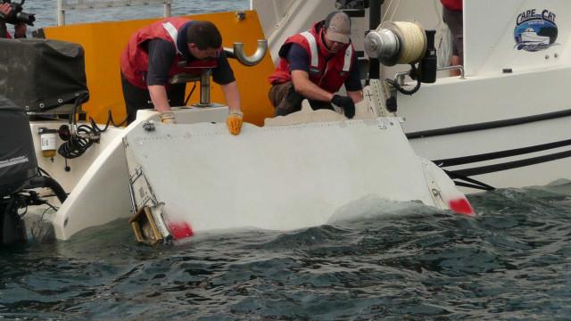 Malásia encerra buscas pelo voo MH370