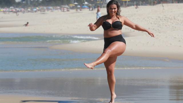 Fani Pacheco relembra queda de cachê por ser modelo plus size