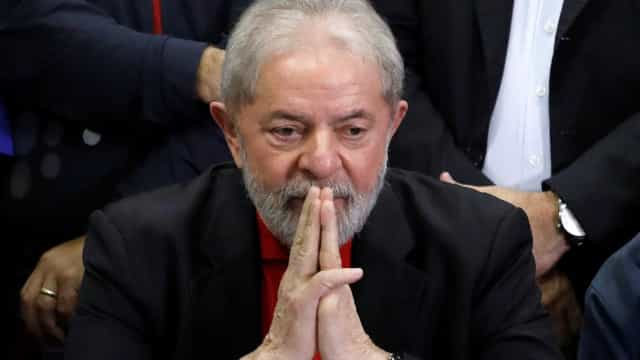 PT teme envenenamento de Lula na prisão da PF em Curitiba