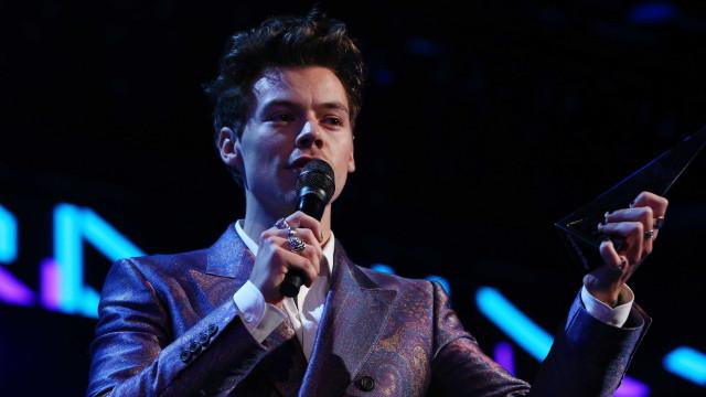 Harry Styles comenta presença do público em show durante greve