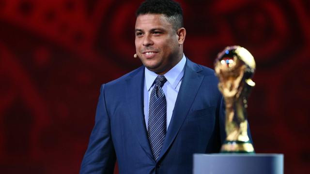 Ronaldo relembra emoção na final de 2002 e exalta defesa de Marcos