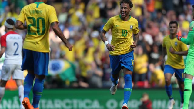 Assista aos golaços de Neymar e Firmino contra a Croácia; vídeo