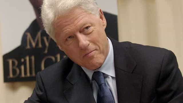Bill Clinton se lança na ficção com thriller político