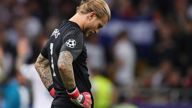 Hospital diz que goleiro do Liverpool sofreu concussão na final