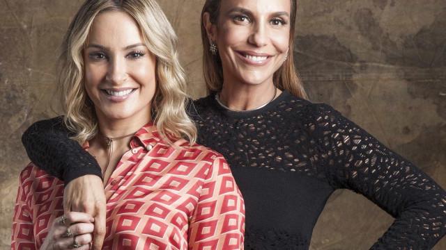 Ivete Sangalo fala da amizade com Claudia Leitte