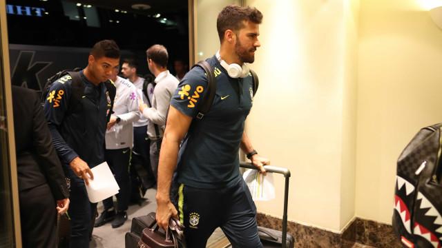 Seleção brasileira chega a Viena para amistoso contra Áustria