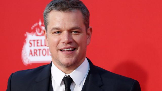 Cenas de Matt Damon são cortadas de filme após declarações polêmicas