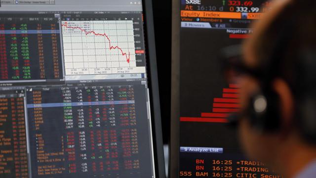 Com 5ª queda consecutiva, Bolsa acumula perdas de 8%