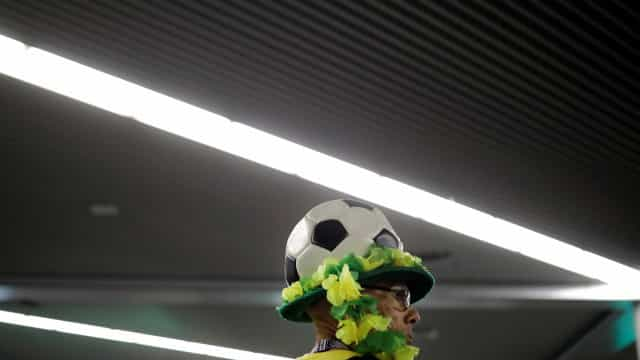 Brasileiros vendem muamba em Moscou para bancar viagem
