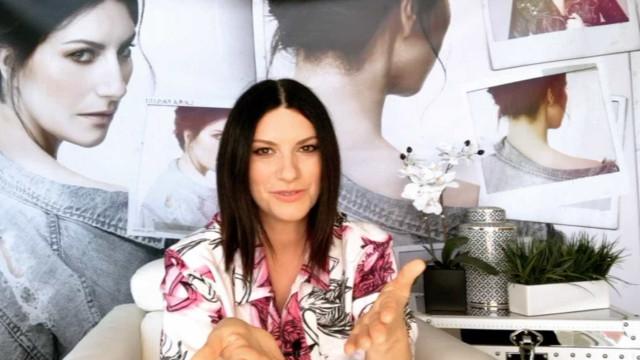 Laura Pausini elogia Simone e Simaria: 'Amigas especiais, coleguinhas'