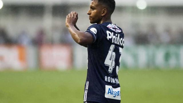 Timão precisa vender 9 para receber o que Santos leva com Rodrygo