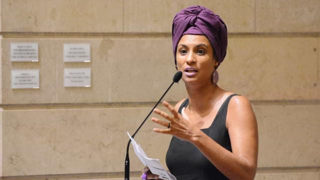 Vereadores do Rio vão votar hoje projetos de Marielle Franco