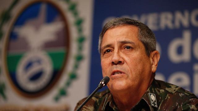 General interventor na segurança veta jornalistas em evento no Rio