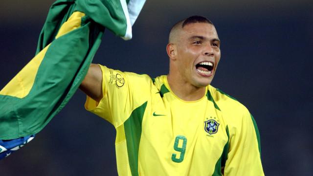 'Cabelo não influencia em nada no jogo', diz Ronaldo