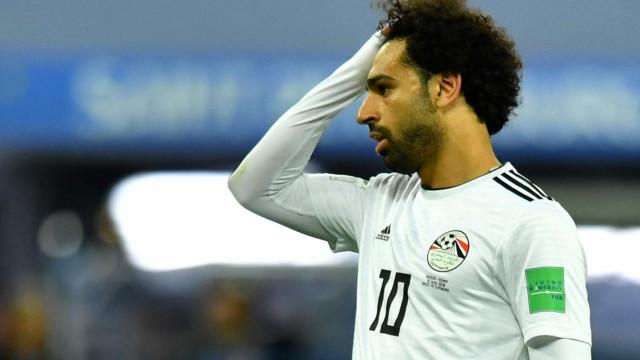 Técnico diz que Salah estava 100%, mas lamenta treinos perdidos