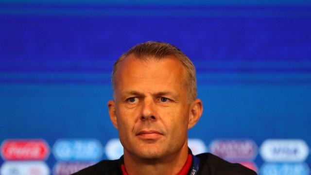 Fifa escala árbitro holandês para partida do Brasil com Costa Rica