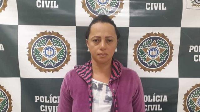 Foragida da Justiça, 'Viúva da Mega-Sena' é presa no RJ