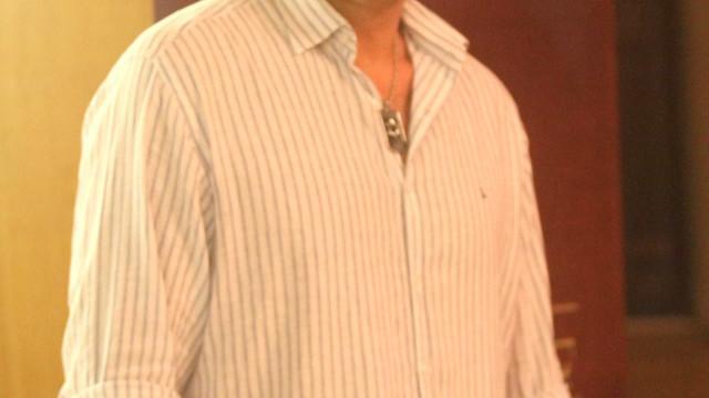 Luciano Szafir é cobrado por dívida de R$ 100 mil de cartão de crédito