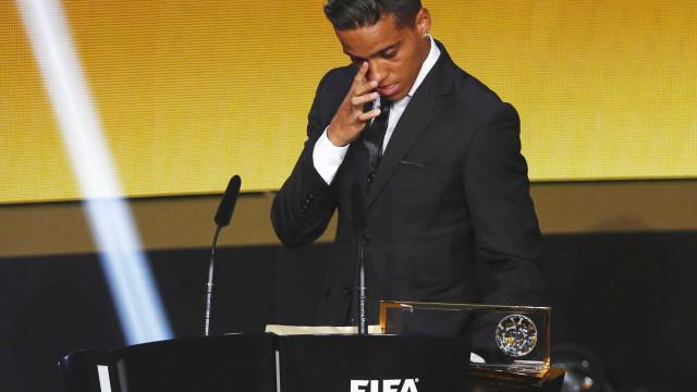 Wendell Lira é reconhecido por Cristiano Ronaldo na Rússia