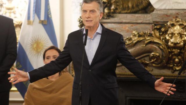 Economia alimenta 'inferno astral' de Macri na Argentina