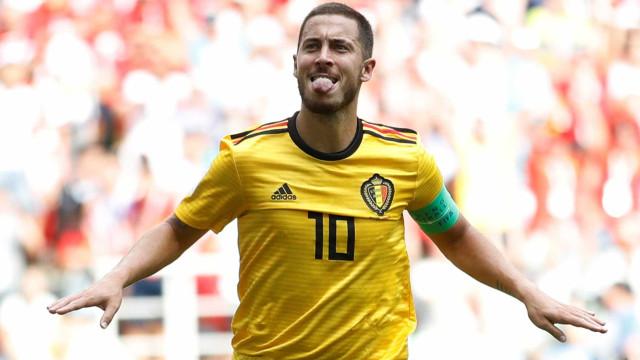 Se não fechar com Neymar, Real Madrid vai tentar contratar Hazard